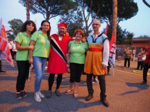 """Testa di Lepre-FIUMICINO (RM) –AMARCORD"""" Palio dei Fontanili prima edizione 2018″-"""