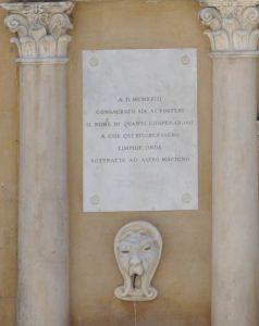 Castelnuovo di Farfa (Rieti) -la Fontana