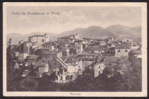 Castelnuovo di Farfa (Rieti) - Foto 1920-