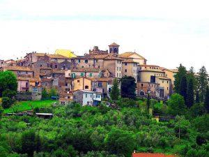 Castelnuovo di Farfa ACQUEDOTTO DI CERDOMARE
