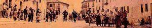 Castelnuovo di Farfa (Rieti) - Foto inizio 1900-