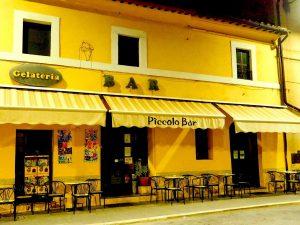 Castelnuovo di Farfa (Rieti) Piccolo Bar della Signora Alma