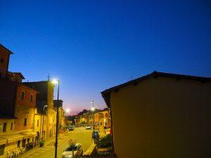 Castelnuovo di Farfa (Rieti) Via Roma