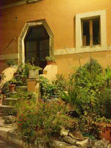 """Castelnuovo di Farfa (Rieti) La vecchia locanda """"Da Riccardo"""""""