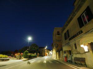 Castelnuovo di Farfa (Rieti) Via Roma Est-