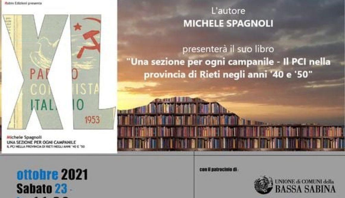 Biblioteca Peppino Impastato di Poggio Mirteto