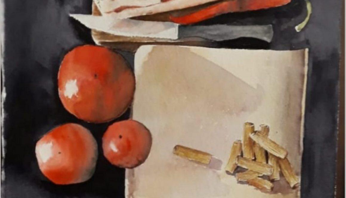 """Poggio Mirteto (Rieti)-mostra fotografica """"I nostri ricettari"""""""