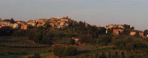 Castelnuovo di Farfa (Rieti) lato Est