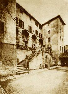 Castelnuovo di Farfa (Rieti) Palazzo Salustri-Galli