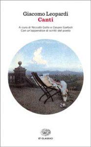 Giacomo Leopardi-Canti