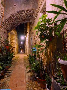 Castelnuovo di Farfa (Rieti) - Il Ghetto