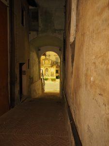 Castelnuovo di Farfa (Rieti) - Porta Castello-La Fontana