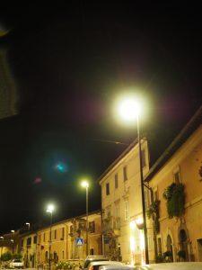 Castelnuovo di Farfa (Rieti) - Via Roma-La Fontana