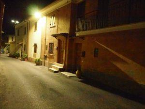 Castelnuovo di Farfa (Rieti) - Via Regina Margherita