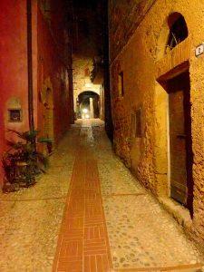 Castelnuovo di Farfa (Rieti) - Via Guglielmo Marconi