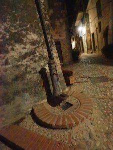 Castelnuovo di Farfa (Rieti) - Via Guglielmo Marconi-La Fontanella