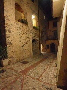 Castelnuovo di Farfa (Rieti) - Monte Cavallo -La Porticina