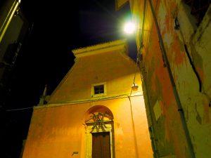 Castelnuovo di Farfa (Rieti) - chiesa Madonna degli Angeli