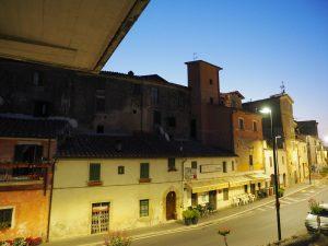 Castelnuovo di Farfa (Rieti) - Via Roma Ovest
